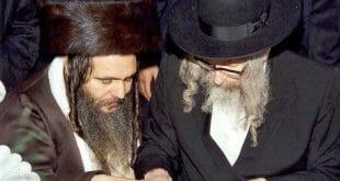 הרב ארוש עם הרב ברלנד