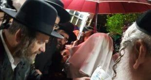 הרב קארפ עם הרב ברלנד
