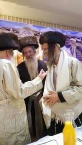 הרב עופר ארז, הרב אליהו מירב, הרב מיכאל גול