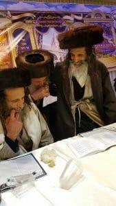 הרב צנעני, הרב מירב, הרב עופר ארז