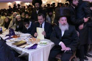 וסגן ראש עיריית ירושלים הרב יוסי דייטש