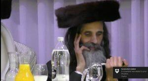 """הרב משה צנעני בכנס היארצייט של מוהרנ""""ת באולמי תמיר"""