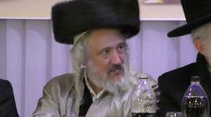 הרב יצחק ויצהנדלר בכנס