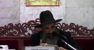 הרב שמואלי על הרב אליעזר ברלנד