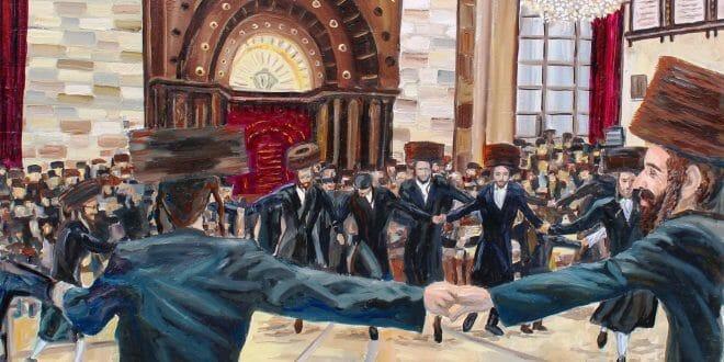 """דברי הגה""""צ הרב אליעזר ברלנד שליט""""א לפרשת משפטים - """"אדם לא שר זמירות, מה יעשה והבן ולא יחטא ח""""ו?"""""""