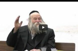 """הרב נחמן הורביץ באימרות קודש אודות הרב ברלנד שליט""""א"""