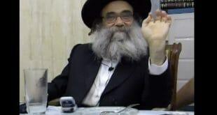 """ר' גמליאל רבינוביץ' - """"הרב ברלנד הוא אדם גדול מאוד"""""""