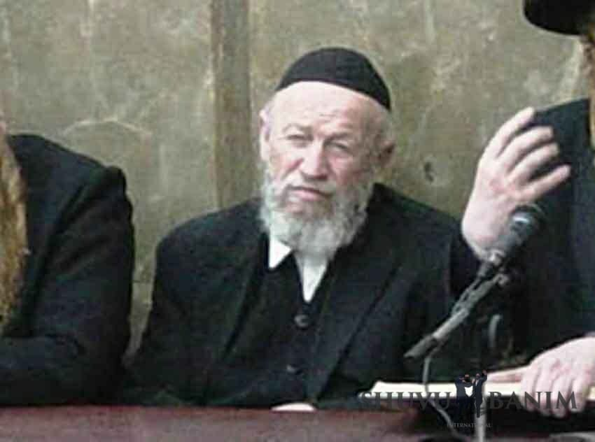 """הרב החסיד ר׳ צבי פסח פראנק זצ״ל - תמך בגה""""צ הרב אליעזר ברלנד שליט""""א בעת המחלוקת לפני 26 שנה"""