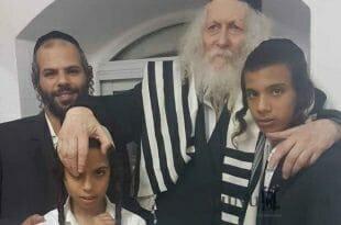 """הגה""""צ הרב אליעזר ברלנד שליט""""א בחוג בית בירושלים"""