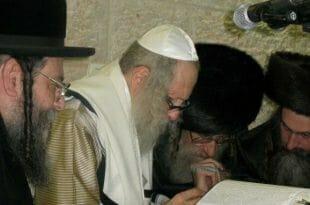 הרב ניסן קיוואק הרב ברלנד הרב יהודה שיינפלד והרב שמואל שטרן