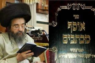 הרב יעקב מאיר שכטר מכתבים